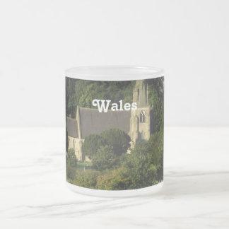 País de Gales Taza De Café