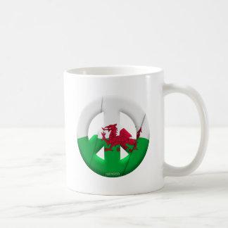 País de Gales Taza Clásica