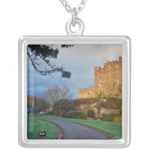 País de Gales - un castillo privado galés cerca de Joyerias Personalizadas