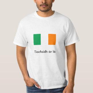 País de irlandés, Tiocfaidh ár lá Poleras