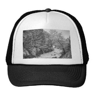 País de las maravillas del invierno de la cala de  gorras