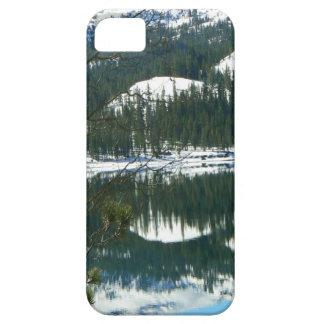 País de las maravillas del invierno iPhone 5 Case-Mate protectores