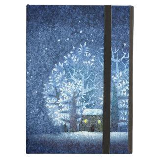 País de las maravillas femenino del invierno del v