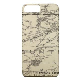 País de Spokane Funda iPhone 7 Plus