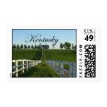 País del Bluegrass de Kentucky Sello