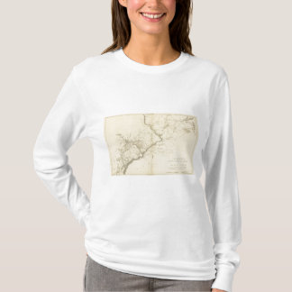 País del río de Rariton en jersey del este