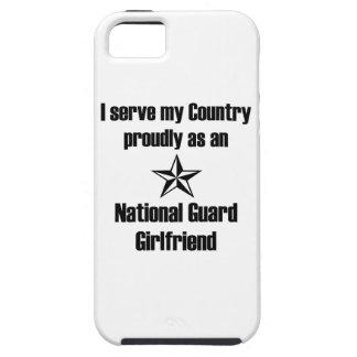 País del servicio de la novia del Guardia Nacional iPhone 5 Case-Mate Coberturas
