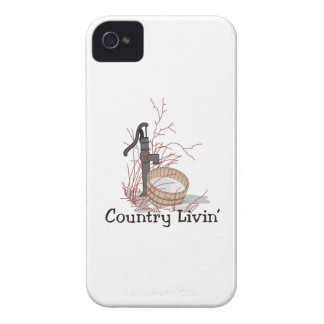 País Livin Case-Mate iPhone 4 Carcasa