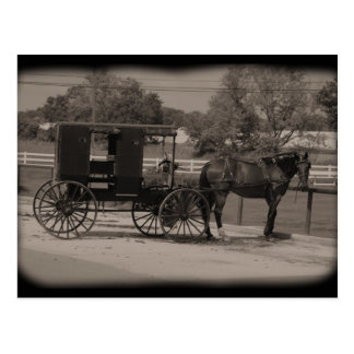 País Sugarcreek, Ohio de Amish Tarjetas Postales