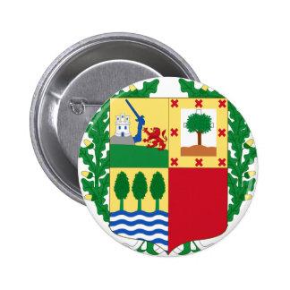 Pais Vasco (Spain) Coat of Arms Buttons