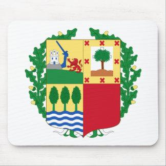 Pais Vasco (Spain) Coat of Arms Mouse Pad
