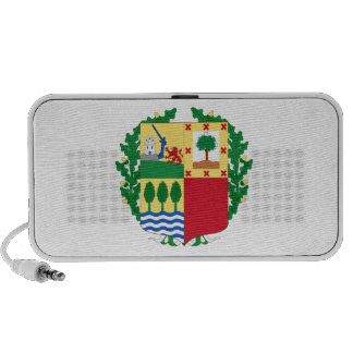 Pais Vasco (Spain) Coat of Arms Travel Speakers