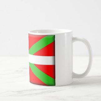Pais Vasco (Spain) Flag Coffee Mug