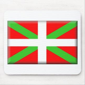 Pais Vasco (Spain) Flag Mousepad
