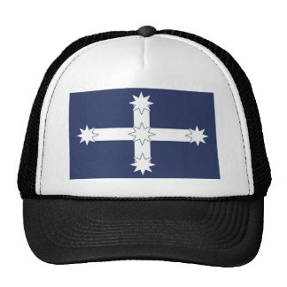 país viejo de Australia de la bandera de la batall Gorros Bordados