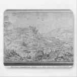 Paisaje, 1553 alfombrilla de raton