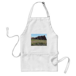 paisaje 3 de Moab Delantal