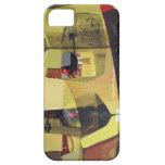 Paisaje abstracto de Potosi Bolivia 30x22.6 iPhone 5 Case-Mate Carcasa