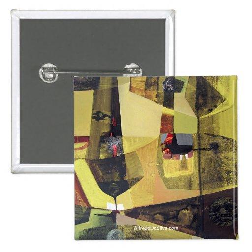 Paisaje abstracto de Potosi Bolivia 30x22.6 Pins