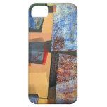 Paisaje abstracto de Potosi Bolivia 33.3x18 iPhone 5 Carcasa
