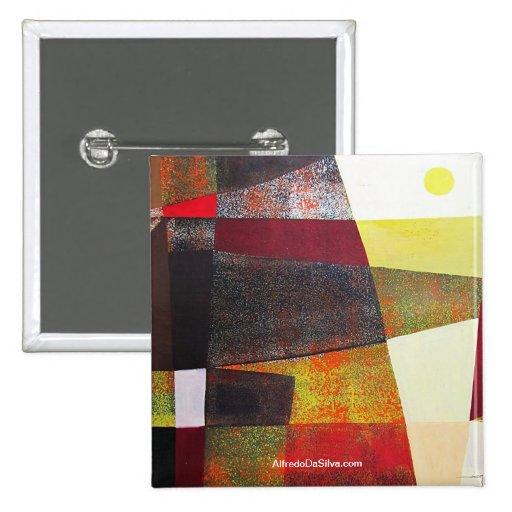 Paisaje abstracto de Potosi Bolivia 33x22.6 Pins