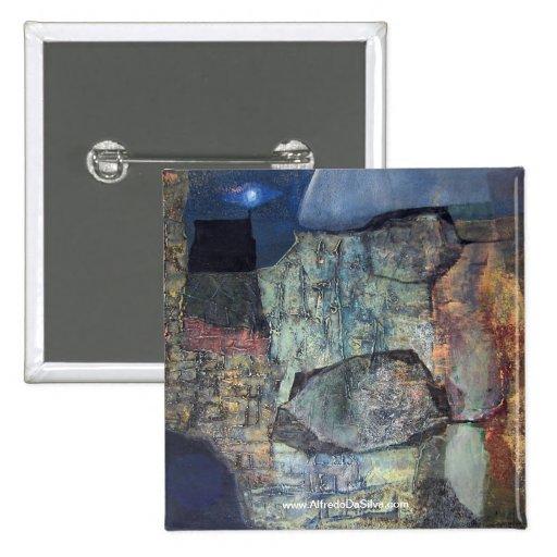 Paisaje abstracto de Potosi Bolivia Pin