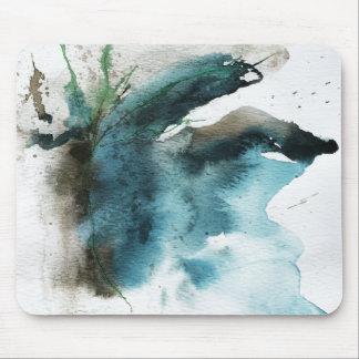 paisaje abstracto mousepad