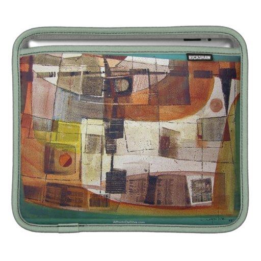 Paisaje abstracto Potosi 23.5x16.75 Mangas De iPad