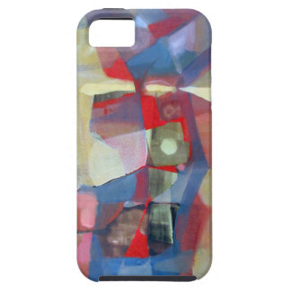Paisaje abstracto Potosi 23.75x18.25 iPhone 5 Carcasa