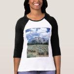 Paisaje bonito de Wyoming Camiseta