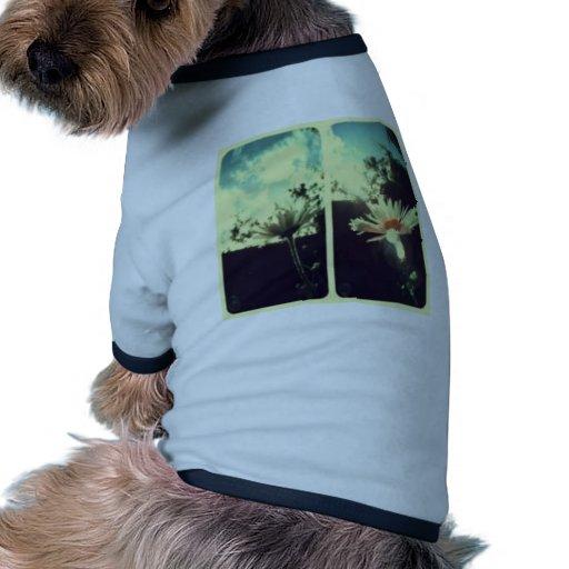 Paisaje Camiseta Con Mangas Para Perro