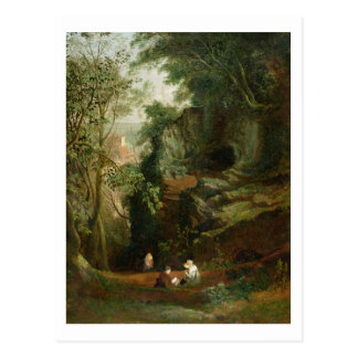 Paisaje cerca de Clifton, c.1822-23 (aceite en Tarjetas Postales