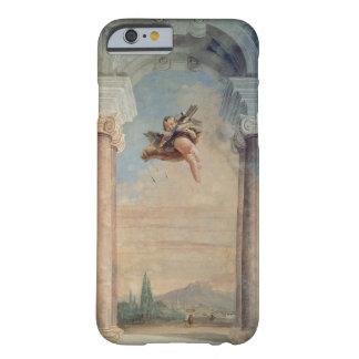 "Paisaje con el Cupid, del ""Foresteria"" (huésped Funda Barely There iPhone 6"