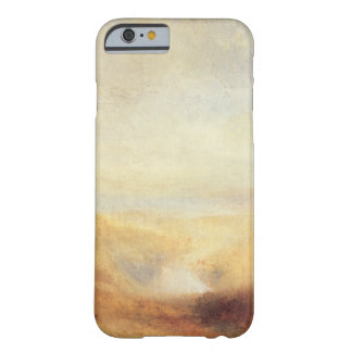 Paisaje con la bahía distante del río de José Funda Para iPhone 6 Barely There