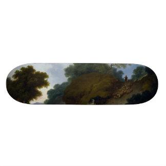 Paisaje con los pastores por Fragonard Tablas De Skate