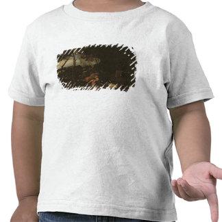 Paisaje con St Jerome Camisetas