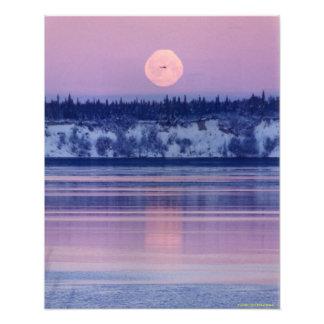 Paisaje de Alaska Impresion Fotografica