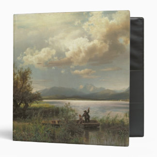 "Paisaje de Baviera, 1856 Carpeta 1 1/2"""