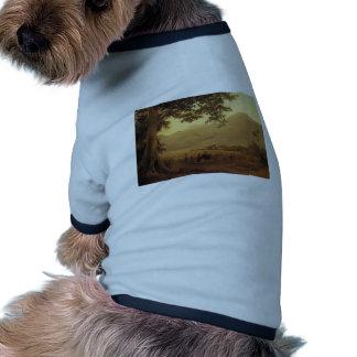 Paisaje de Camilo Pissarro- Antilian, St Thomas Ropa Para Mascota