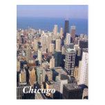 Paisaje de Chicago Postal