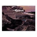 Paisaje de Chipre Postales