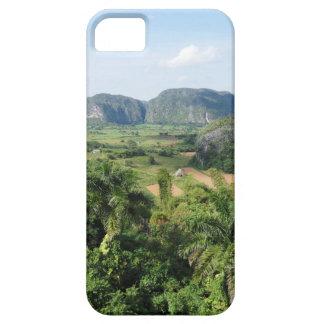 Paisaje de Cuba iPhone 5 Case-Mate Cárcasa