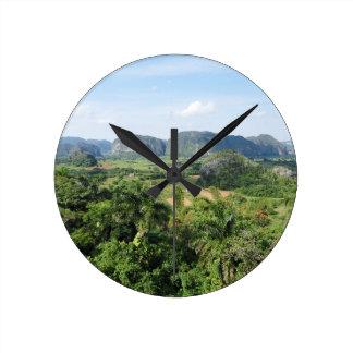 Paisaje de Cuba Relojes