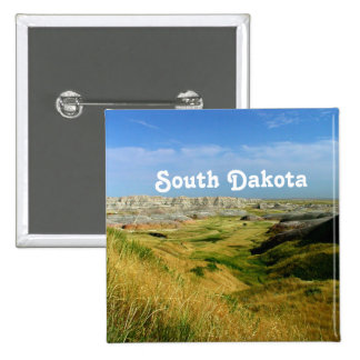 Paisaje de Dakota del Sur Pin