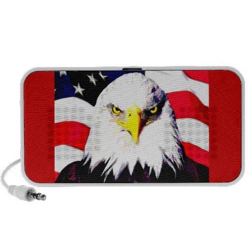 Paisaje de Eagle iPhone Altavoces