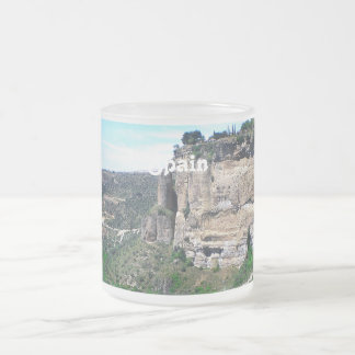 Paisaje de España Tazas De Café