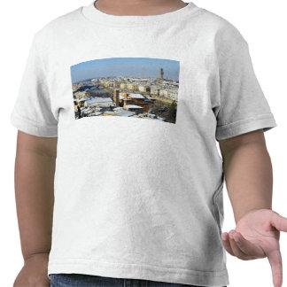 Paisaje de Florencia de Piazzale 2 Camiseta