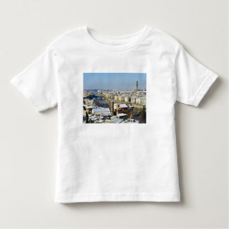 Paisaje de Florencia de Piazzale 2 T-shirts