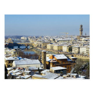 Paisaje de Florencia de Piazzale 2 Postales