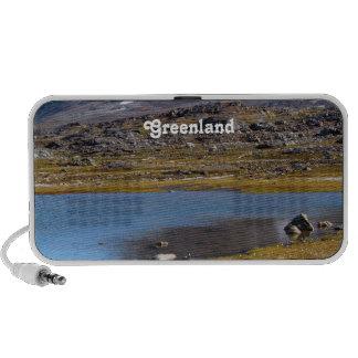 Paisaje de Groenlandia iPhone Altavoz